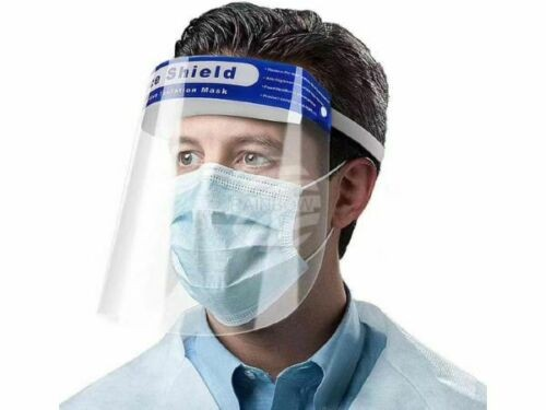 Schutz Gesichtsschutz / Faceshield Anti-Fog behandelt